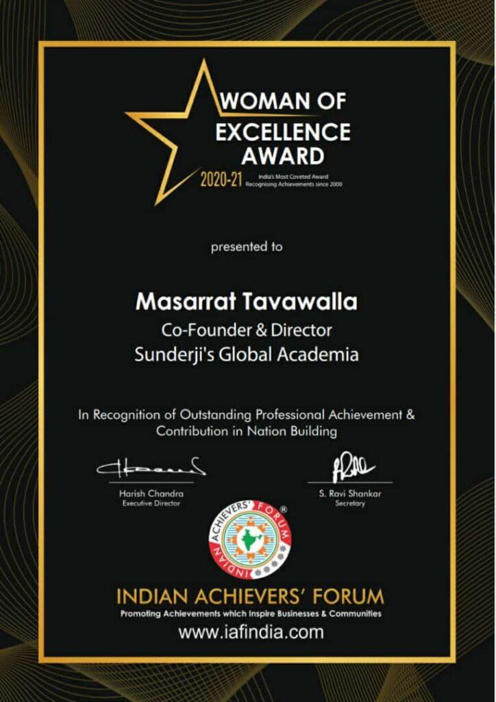 India Achievers Forum